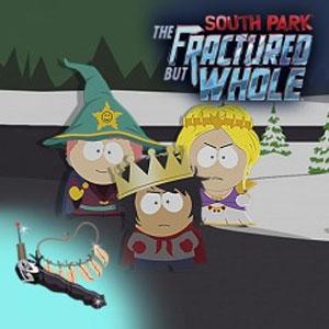 South Park L'Annale du Destin Reliques de Zaron