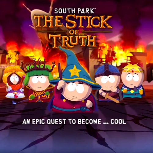 Telecharger South Park The Stick of Truth PS3 code Comparateur Prix