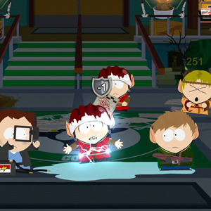 South Park the Stick of Truth Gameplay