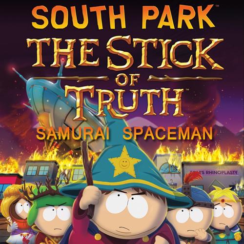 Acheter South Park The Stick of Truth Samourai de l'espace Cle Cd Comparateur Prix