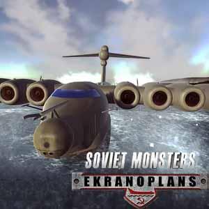 Acheter Soviet Monsters Ekranoplans Clé Cd Comparateur Prix