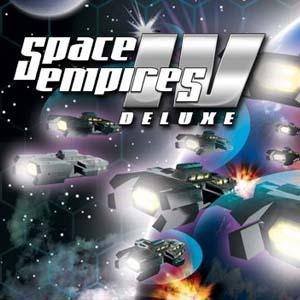 Acheter Space Empires 4 Deluxe Clé Cd Comparateur Prix