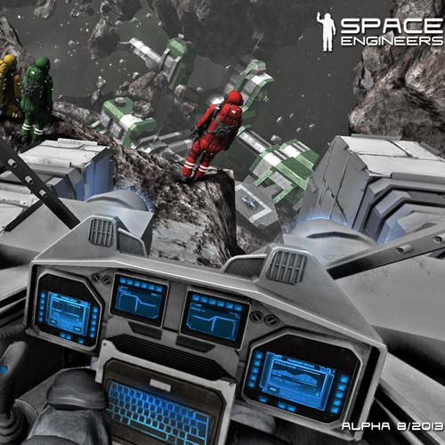 Acheter Space Engineers clé CD Comparateur Prix