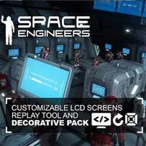 Space Engineers Decorative Pack