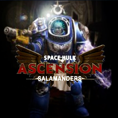 Acheter Space Hulk Ascension Salamanders Clé Cd Comparateur Prix