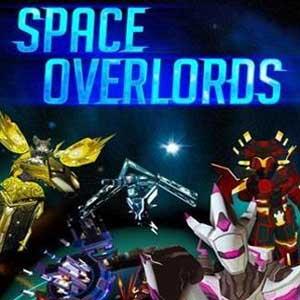 Acheter Space Overlords Clé Cd Comparateur Prix