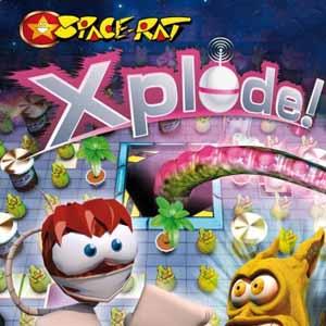 Acheter Space-Rat Xplode! Clé Cd Comparateur Prix