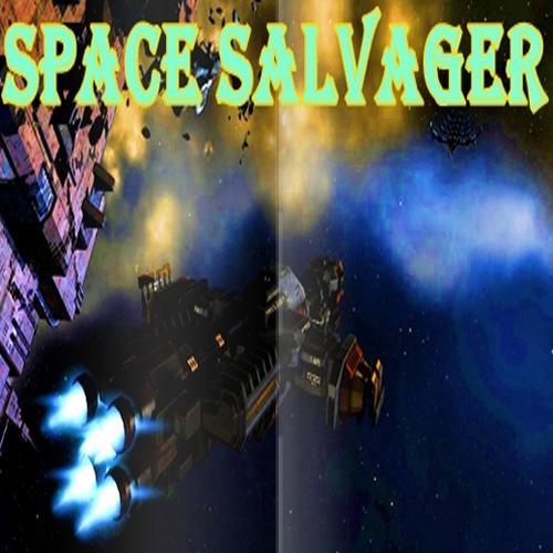 Acheter Space Salvager Clé Cd Comparateur Prix