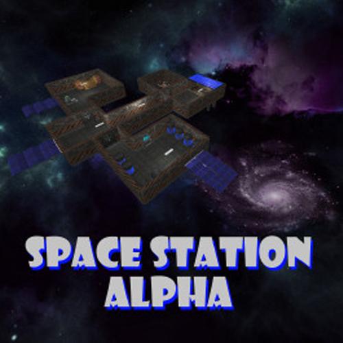 Acheter Space Station Alpha Clé Cd Comparateur Prix