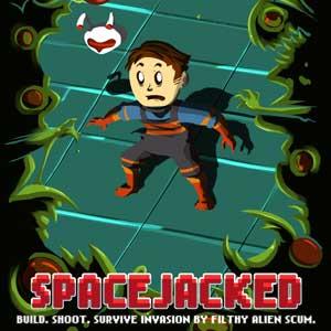 Acheter Spacejacked Clé Cd Comparateur Prix