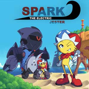 Spark the Electric Jester
