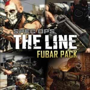 Acheter Spec Ops The Line FUBAR Pack Clé Cd Comparateur Prix