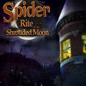 Acheter Spider Rite of the Shrouded Moon Clé Cd Comparateur Prix