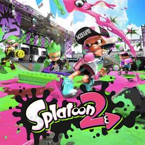 Acheter Splatoon 2 Nintendo Switch Comparateur Prix