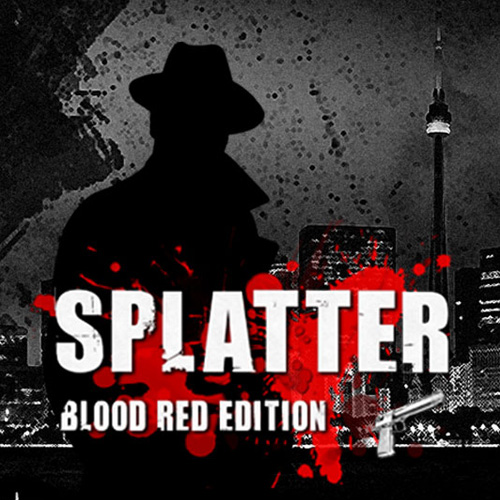 Splatter Blood Red Edition