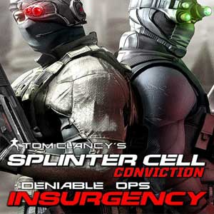 Splinter Cell Conviction Deniable Ops Insurgency