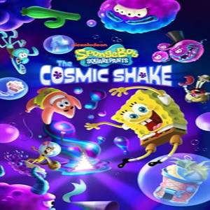 SpongeBob SquarePants The Cosmic Shake