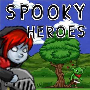 Acheter Spooky Heroes Clé Cd Comparateur Prix