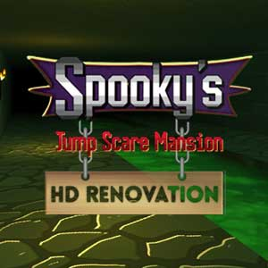 Spookys Jump Scare Mansion HD Renovation