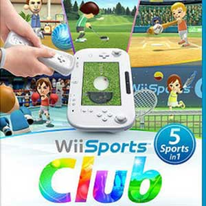 Acheter Sports Club Golf Nintendo Wii U Download Code Comparateur Prix