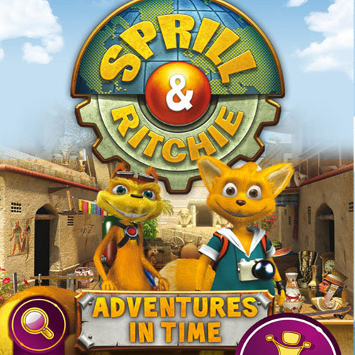 Acheter Sprill and Rithchies Adventures In Time Clé Cd Comparateur Prix