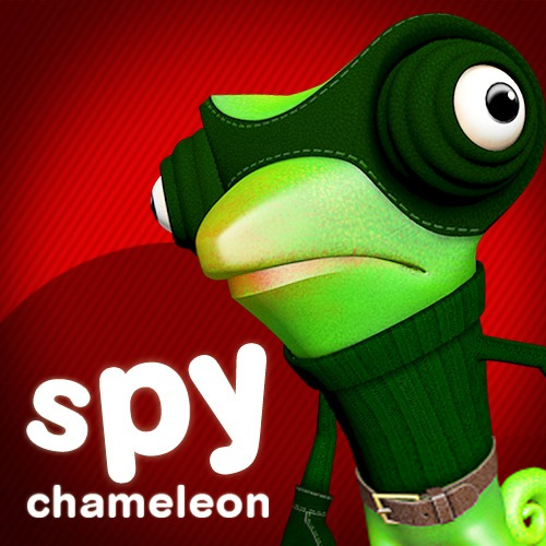 Spy Chameleon RGB Agent