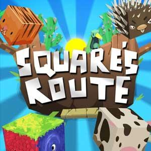 Squares Route