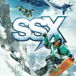 Acheter SSX Xbox 360 Code Comparateur Prix