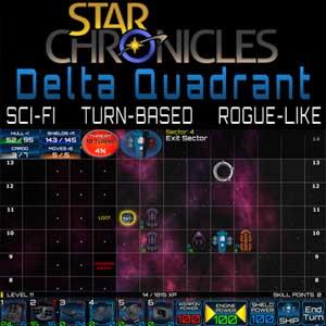 Acheter Star Chronicles Delta Quadrant Clé Cd Comparateur Prix