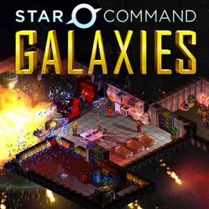 Acheter Star Command Galaxies Clé Cd Comparateur Prix