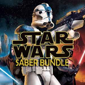 Acheter Star Wars Saber Bundle Clé Cd Comparateur Prix