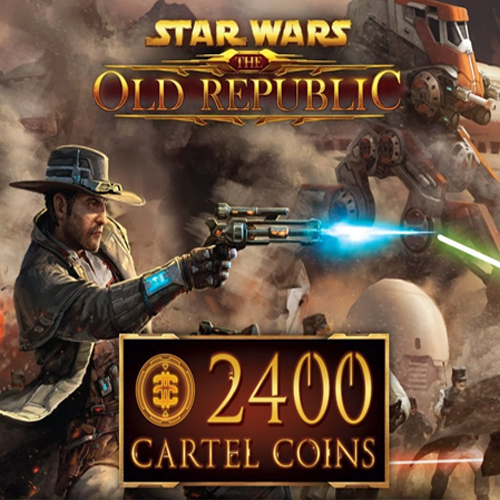 Acheter Star Wars The Old Repbulic 2400 Cartel Coins Gamecard Code Comparateur Prix
