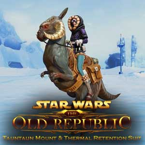 Acheter Star Wars The Old Republic Tauntaun Mount and Thermal Retention Suit Clé Cd Comparateur Prix