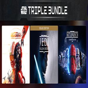 Acheter Star Wars Triple Bundle Clé CD Comparateur Prix