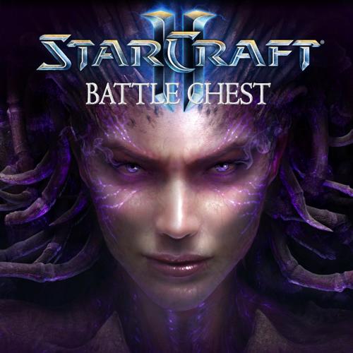 Acheter StarCraft 2 Battle Chest Clé Cd Comparateur Prix