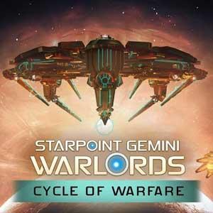 Starpoint Gemini Warlords Cycle of Warfare