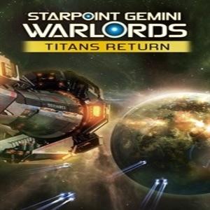 Starpoint Gemini Warlords Titans Return