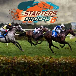 Acheter Starters Orders 6 Horse Racing Clé Cd Comparateur Prix