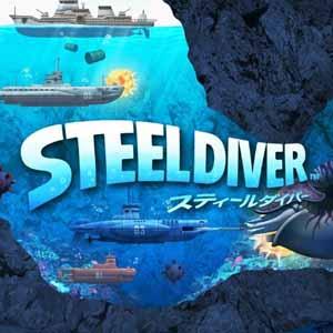 Acheter Steel Diver Nintendo 3DS Download Code Comparateur Prix
