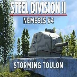 Steel Division 2 Nemesis #4 Storming Toulon