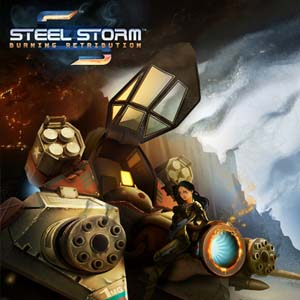 Acheter Steel Storm Burning Retribution Clé Cd Comparateur Prix