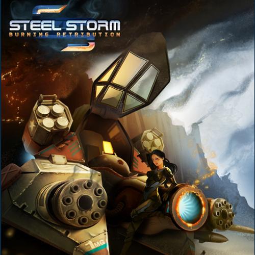 Acheter Steel Storm Cle Cd Comparateur Prix