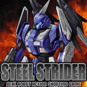 Acheter STEEL STRIDER Clé Cd Comparateur Prix