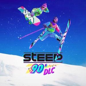 Acheter STEEP 90's DLC Clé CD Comparateur Prix