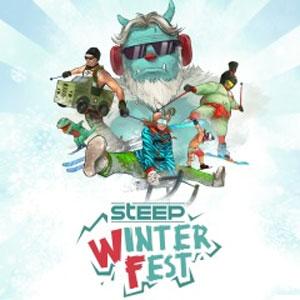 Acheter STEEP Winterfest Pack PS4 Comparateur Prix