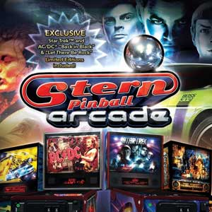 Acheter Stern Pinball Arcade Xbox One Code Comparateur Prix