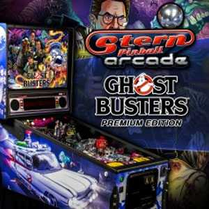 Stern Pinball Arcade Ghostbusters