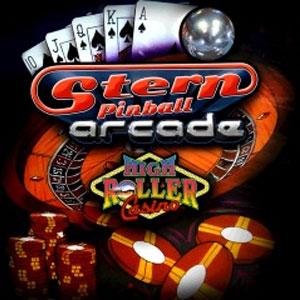 Stern Pinball Arcade High Roller Casino