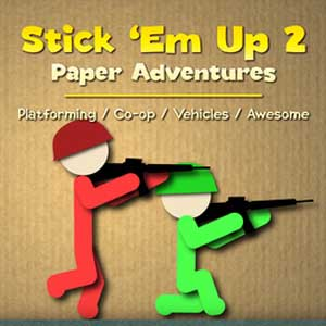 Acheter Stick Em Up 2 Paper Adventures Clé Cd Comparateur Prix
