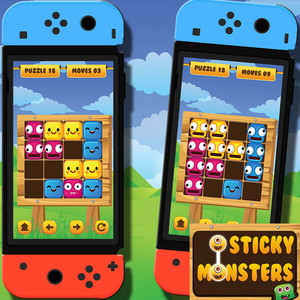 Acheter Sticky Monsters Nintendo Switch comparateur prix
